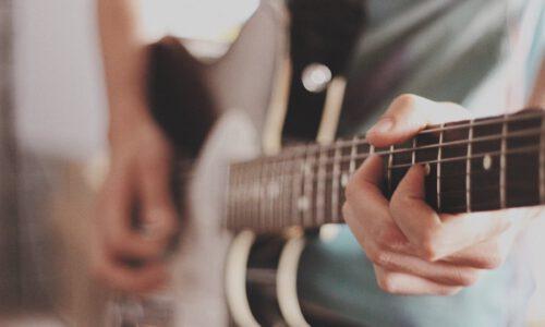Pop-guitar
